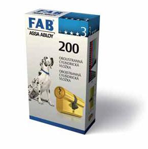 Krabička FAB